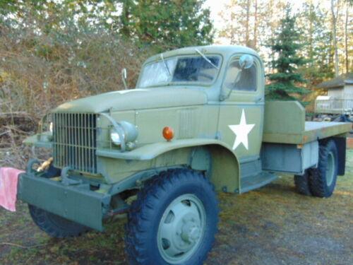 1942 Chevy Military Truck – Tradebom